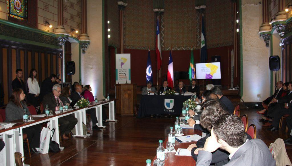 II Reunión Brasil - Cono Sur