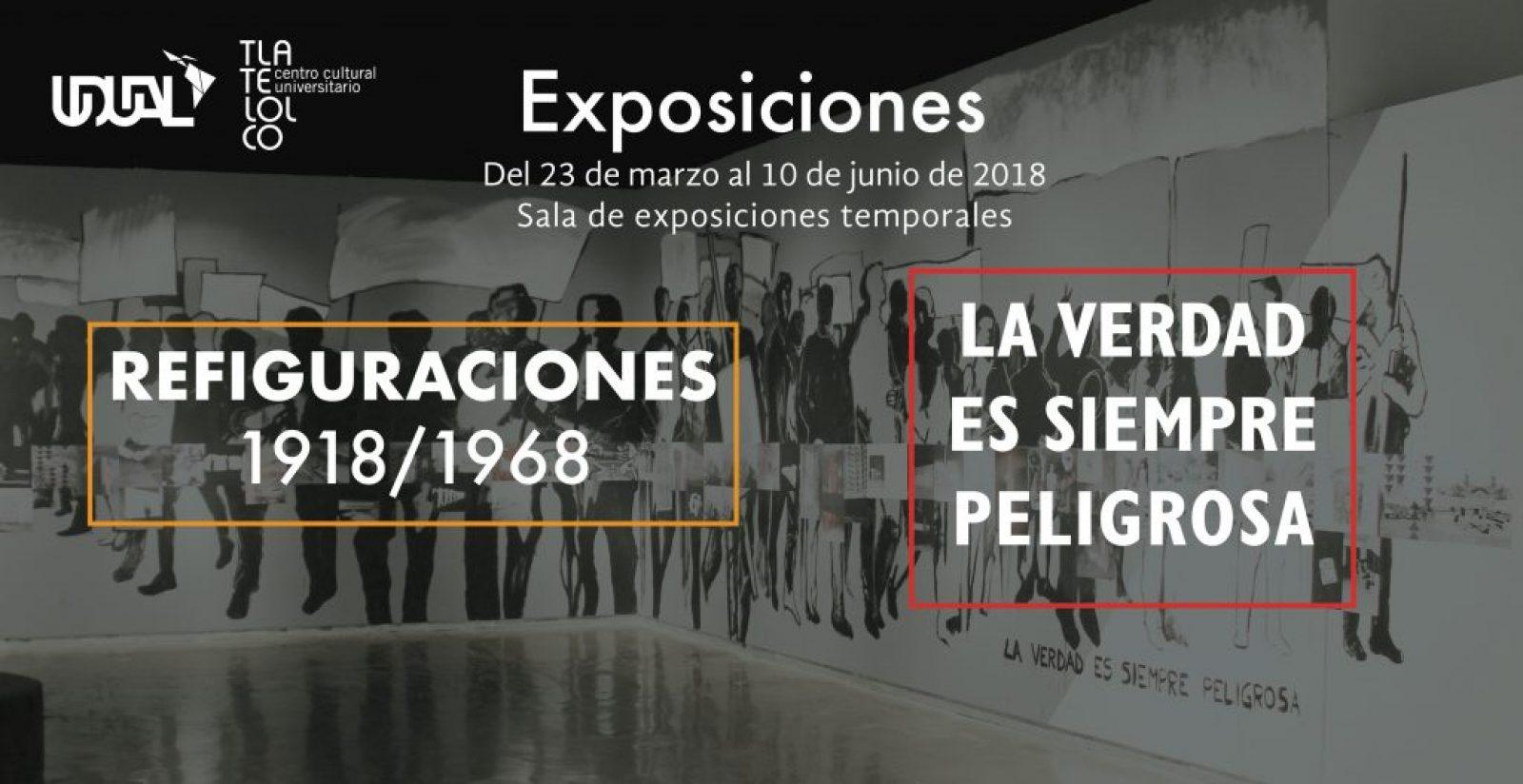 Exposiciones en CCUT