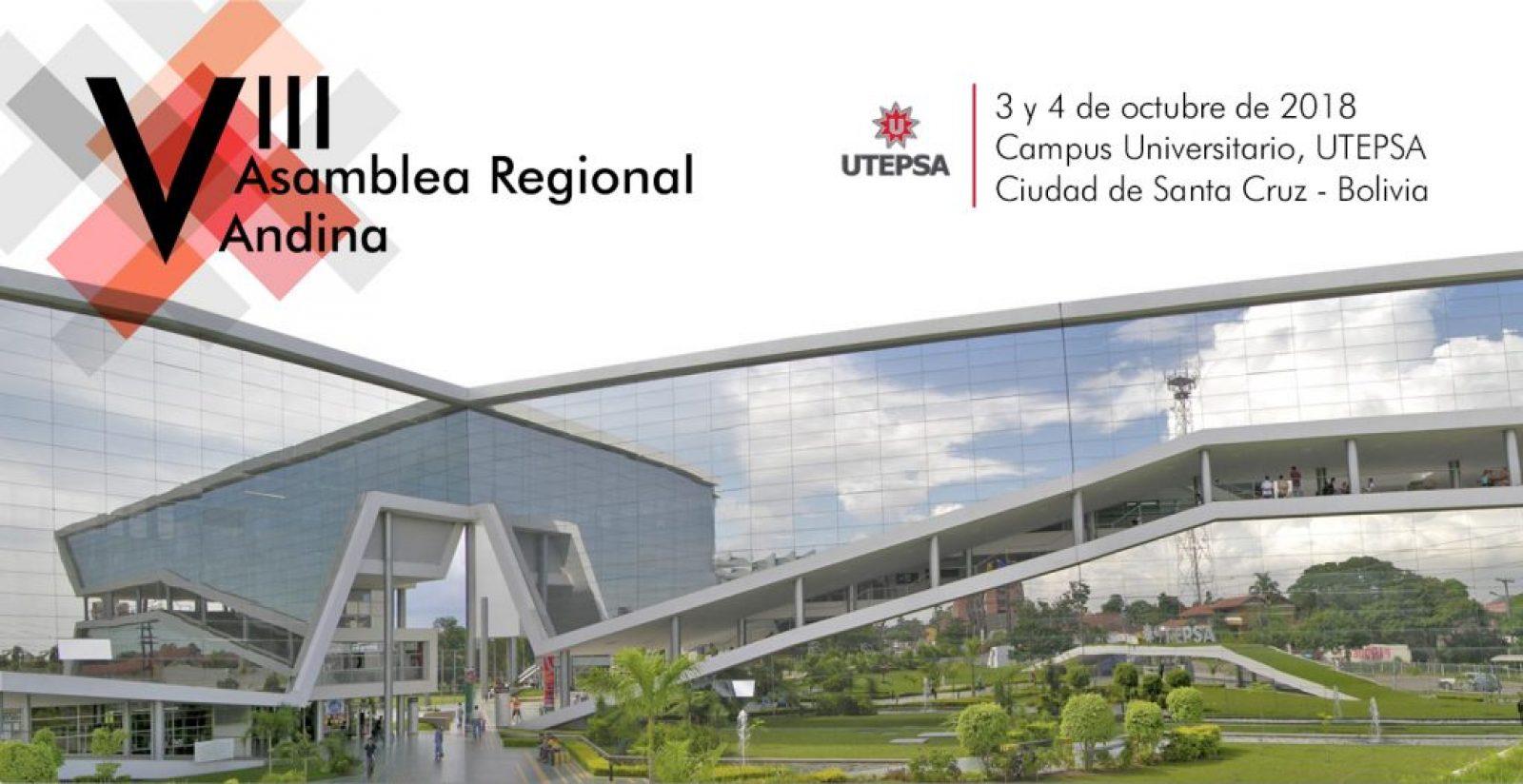35-VIII Reunion regional andina-UTEPSA