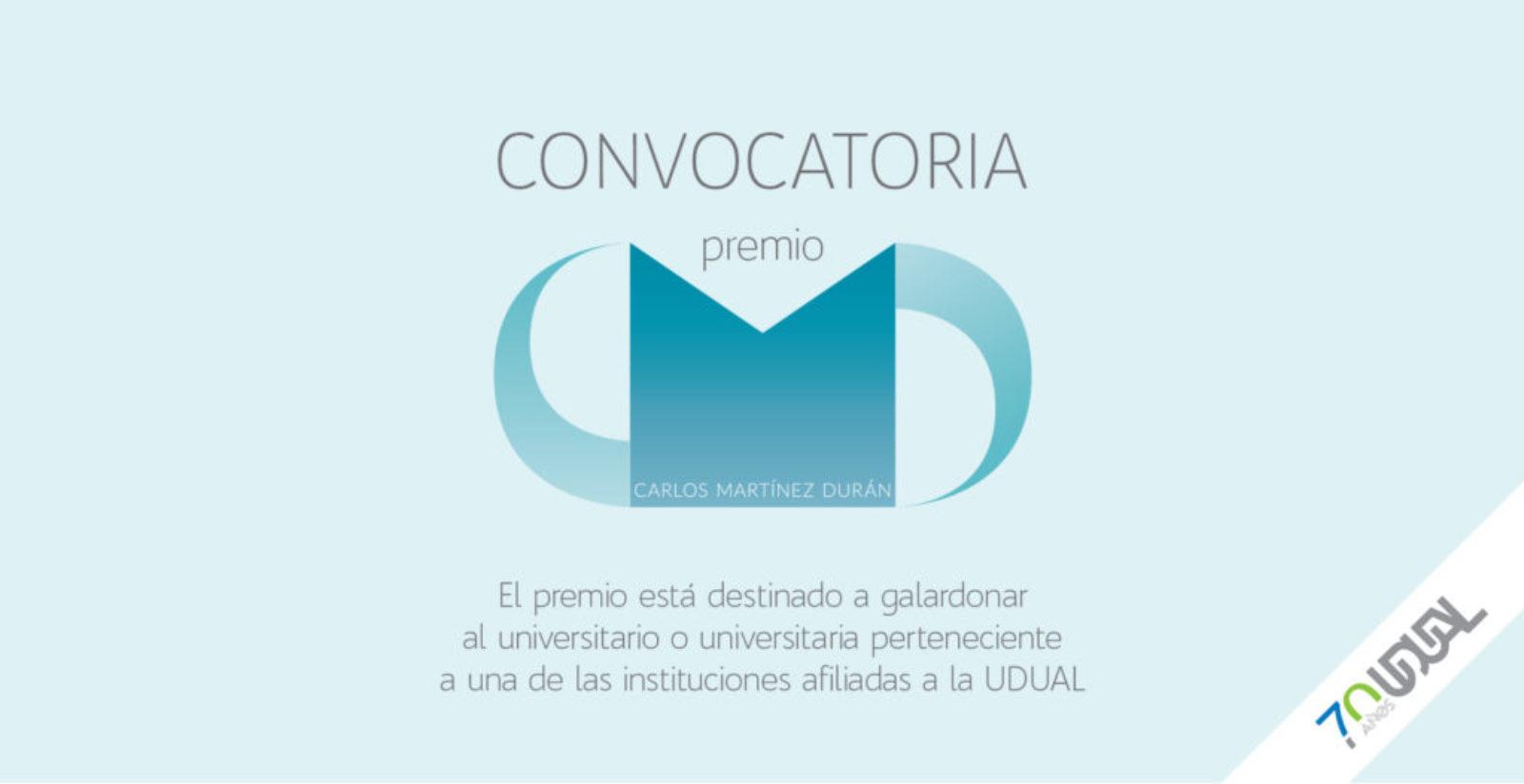 Convocatoria-Premio-Carlos-Martinez-Duran